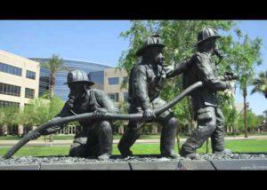 Arizona Fallen Fireman's Memorial