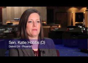 Sen. Katie Hobbs