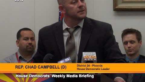 3/3/2014 - House Democrats' Weekly Media Briefing