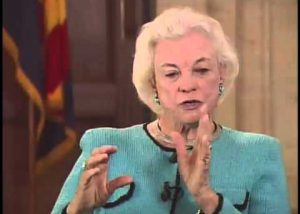 An Interview with The Honorable Sandra Day O'Connor